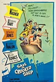 Sail a Crooked Ship (1961) Poster - Movie Forum, Cast, Reviews