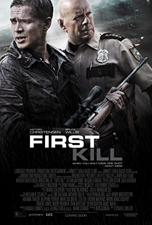 Poster First Kill