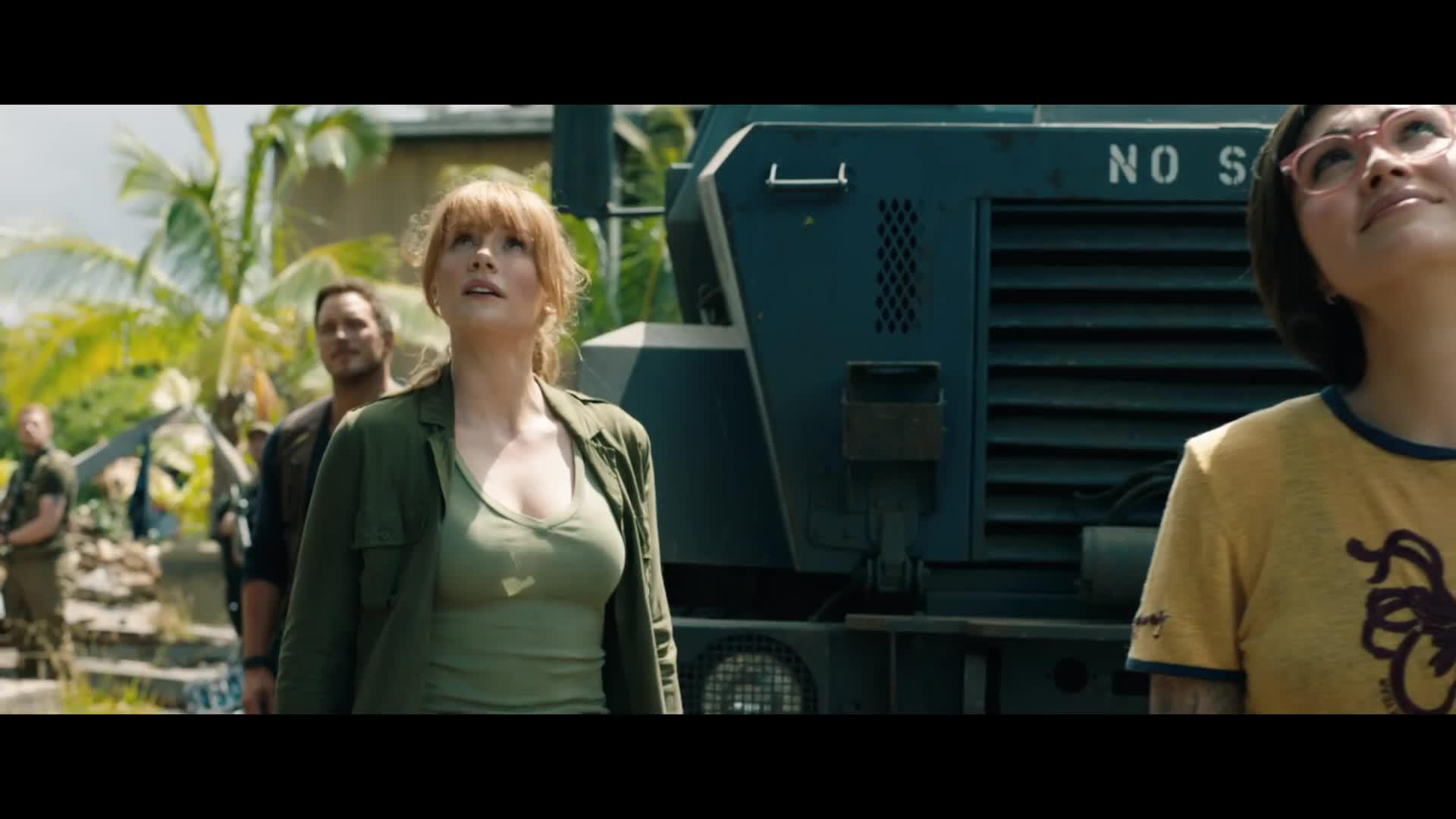 Movie trailer the kingdom