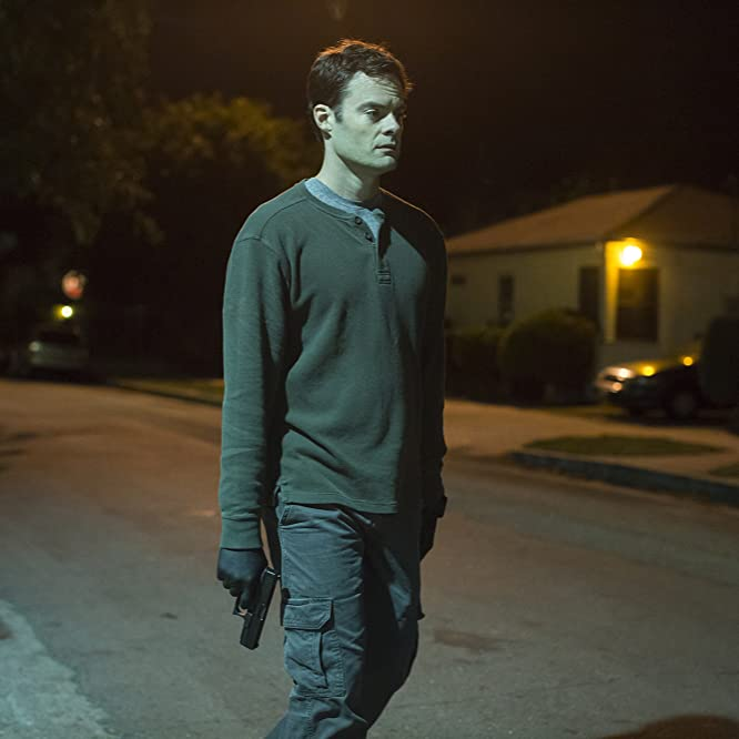 Bill Hader in Barry (2018)