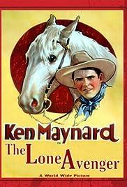 The Lone Avenger Poster