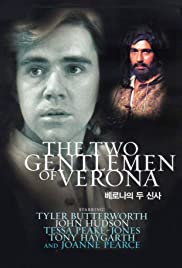 the two gentlemen of verona tv movie imdb the two gentlemen of verona poster
