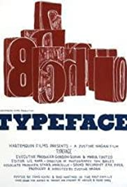 Typeface(2009) Poster - Movie Forum, Cast, Reviews