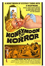 Honeymoon of Horror Poster