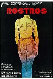 Rostros Poster