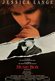 Music Box (1989) Poster - Movie Forum, Cast, Reviews