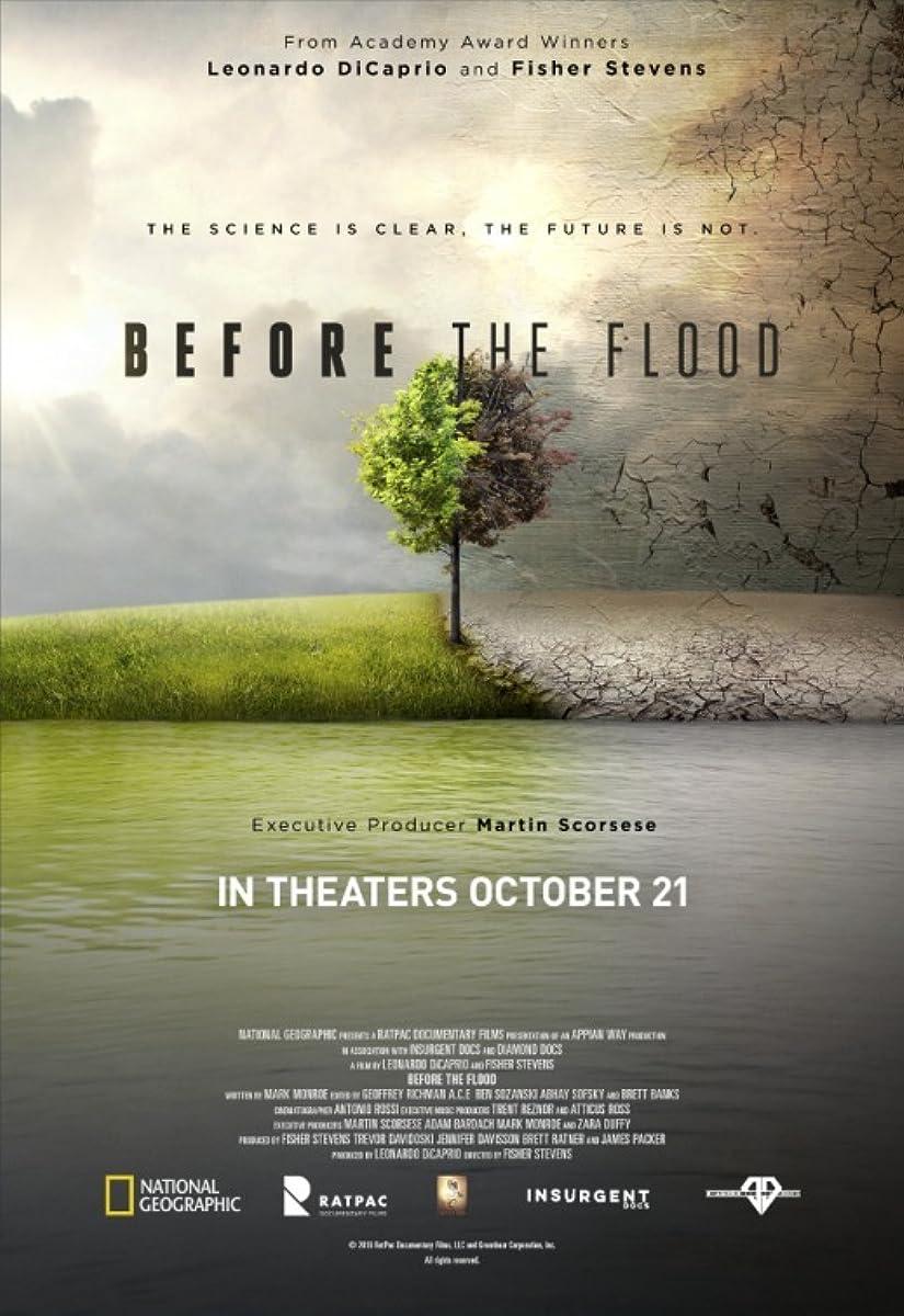 Prieš potvynį