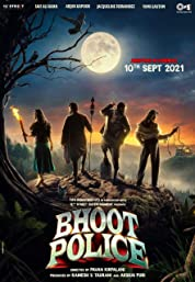 Bhoot Police (2021) poster