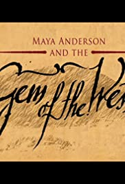 Maya Anderson and the Gem of the West Poster
