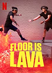 Floor is Lava - Season 1 poster