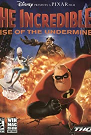 The Incredibles: Rise of the Underminer Poster