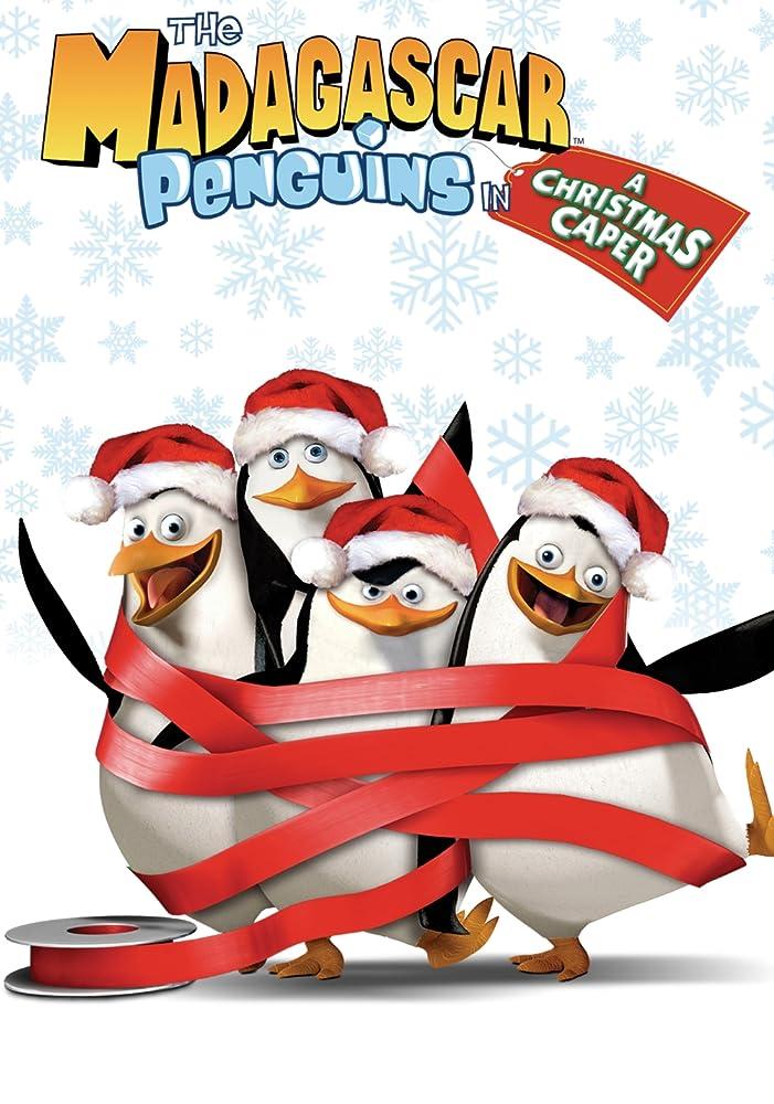 მადაგასკარის პინგვინები: ძარცვა შობას The Madagascar Penguins in a Christmas Caper