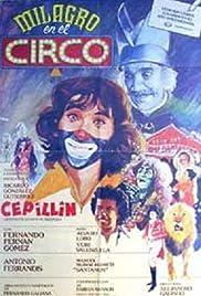 Milagro en el circo Poster