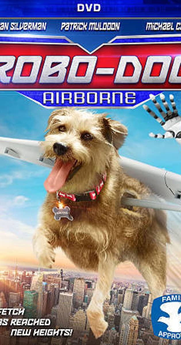 robodog airborne 2017 imdb