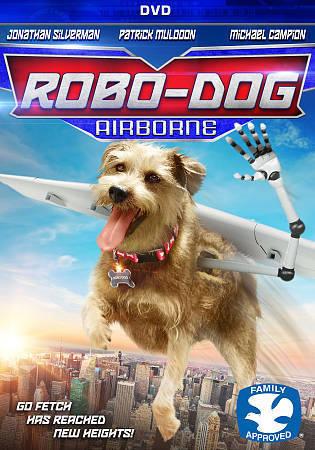 image Robo-Dog: Airborne Watch Full Movie Free Online