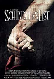 Schindler's List 1993 BluRay 480p 600MB Dual Audio ( Hindi – English ) MKV