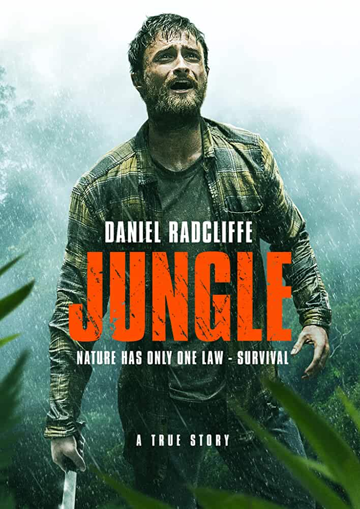 Jungle 2017 Full English Movie Download 720p WEB-DL full movie watch online freee download at movies365.org