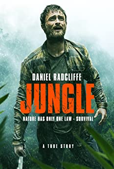 Thomas Kretschmann and Daniel Radcliffe in Jungle (2017)