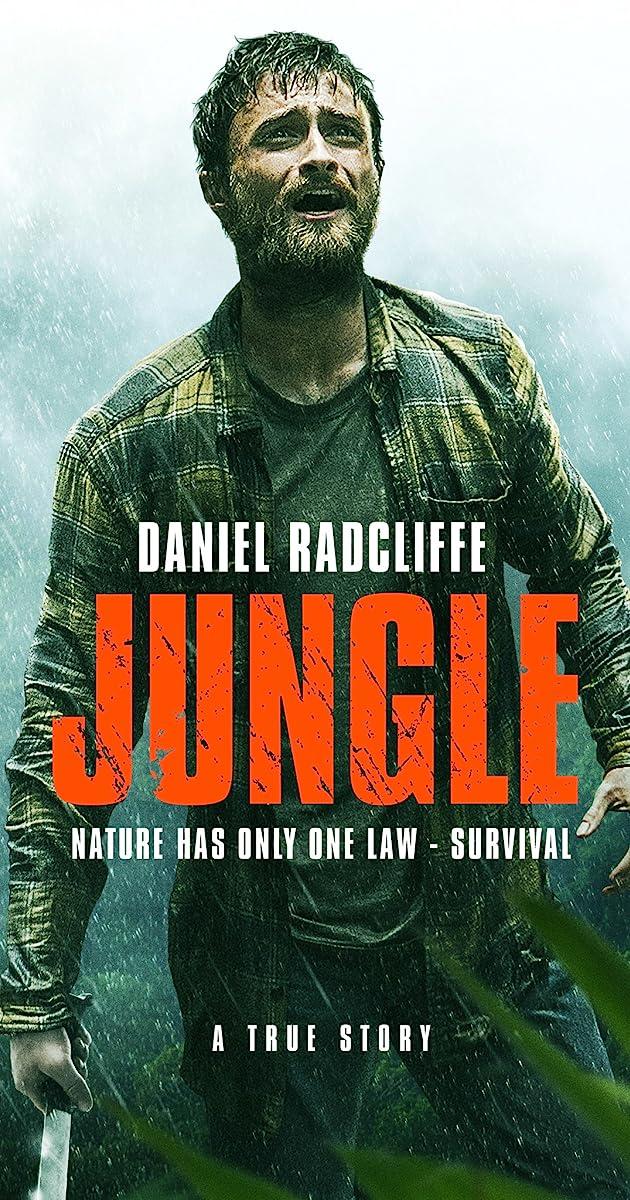 Džiunglės / Jungle (2017) Online