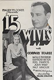 Fifteen Wives Poster