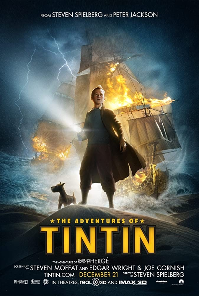 Nonton The Adventures of Tintin (2011) Sub Indonesia