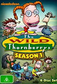 The Wild Thornberrys Poster
