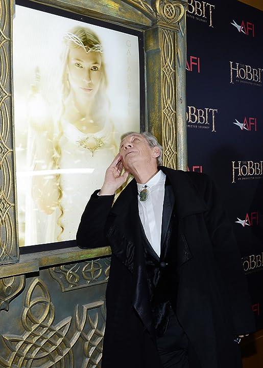 Ian McKellen at an event for The Hobbit: An Unexpected Journey (2012)
