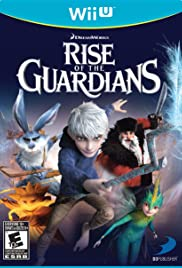 Rise of the Guardians: The Video Game Poster