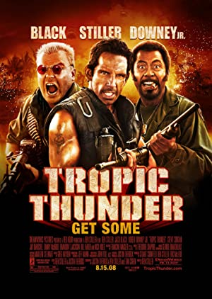 Tropic Thunder (2008) Download on Vidmate