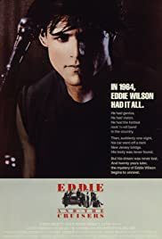 Eddie and the Cruisers (1983) Poster - Movie Forum, Cast, Reviews