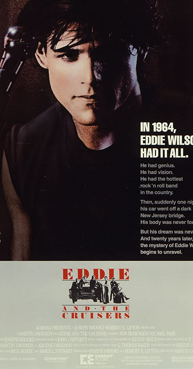 John Cafferty Various Artists - Eddie & The Cruisers - Soundtrack - Music