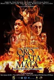 Oro, Plata, Mata (1982) Poster - Movie Forum, Cast, Reviews