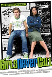 Girls Never Call Poster