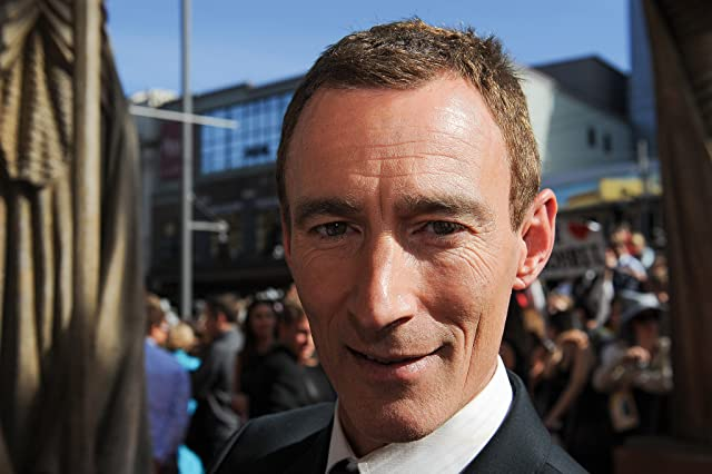Jed Brophy at The Hobbit: An Unexpected Journey (2012)