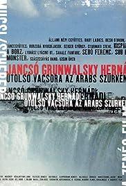 Utolsó vacsora az Arabs Szürkénél(2001) Poster - Movie Forum, Cast, Reviews