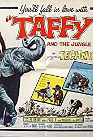 Taffy and the Jungle Hunter Poster