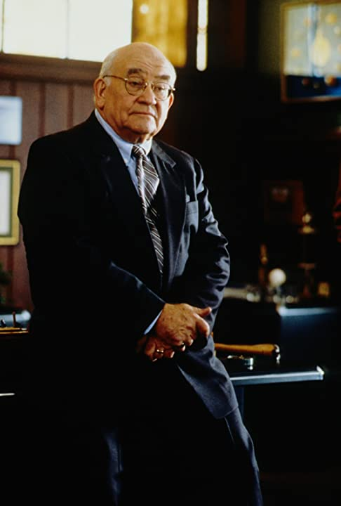 Edward Asner in The Bachelor (1999)