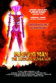 Burning Man: The Burning Sensation Poster