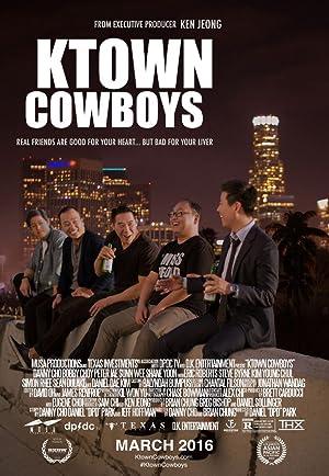 Ktown Cowboys film Poster