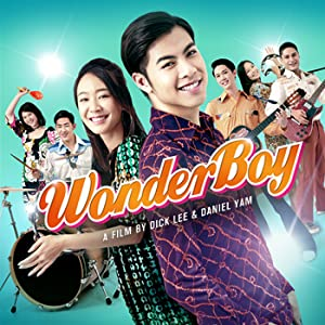 Wonder Boy Poster