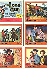 The Lone Gun (1954) Poster - Movie Forum, Cast, Reviews