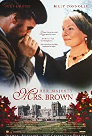 Mrs Brown (1997) Poster - Movie Forum, Cast, Reviews