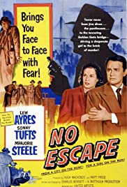 No Escape (1953) Poster - Movie Forum, Cast, Reviews