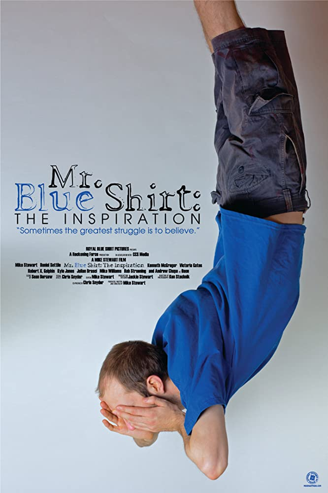 Mr. Blue Shirt: The Inspiration