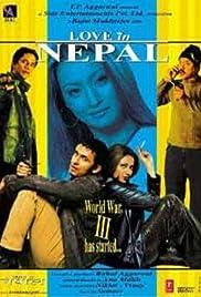 Love in Nepal Poster