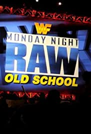 Old School Raw 2014 Poster