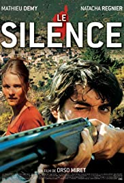 Le silence Poster