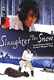 Slaughter in the Snow Poster