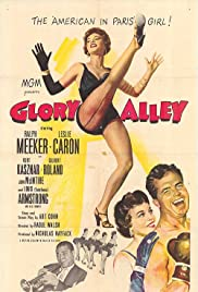 Glory Alley (1952) Poster - Movie Forum, Cast, Reviews