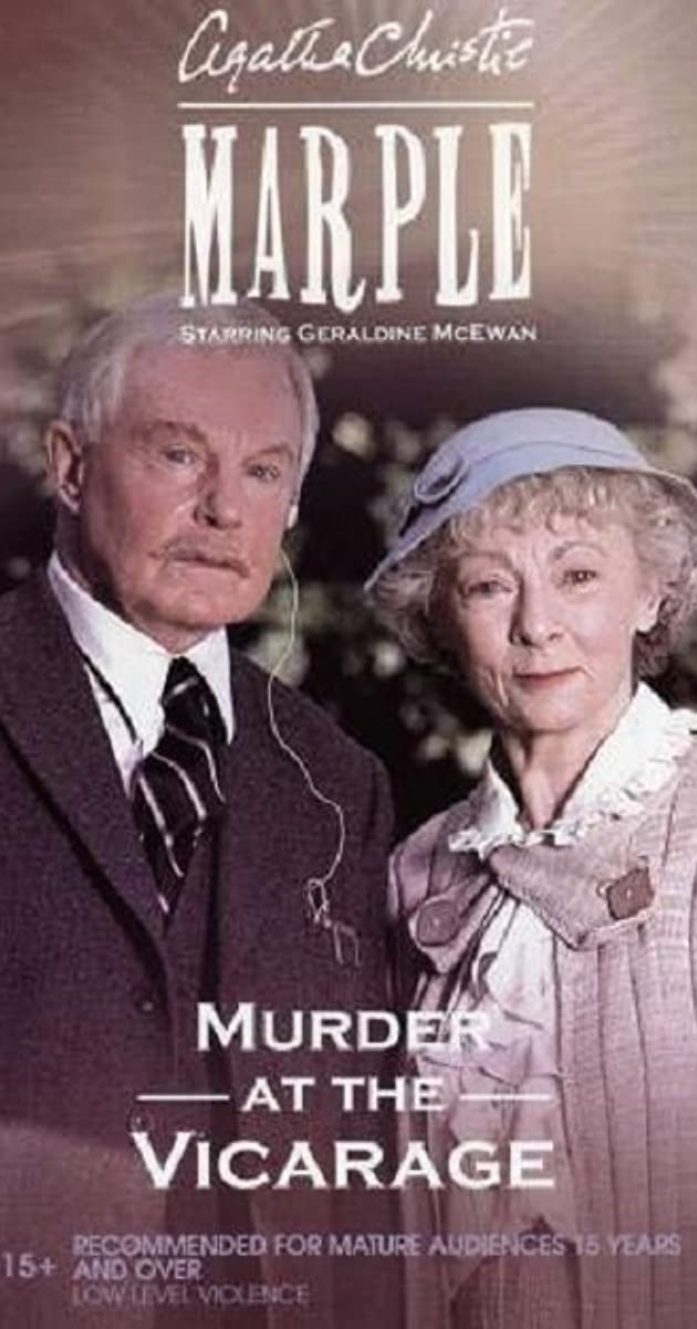 quotagatha christies marplequot the murder at the vicarage tv